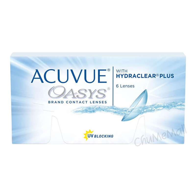 Acuvue Oasys with Hydraclear Plus (2週拋)