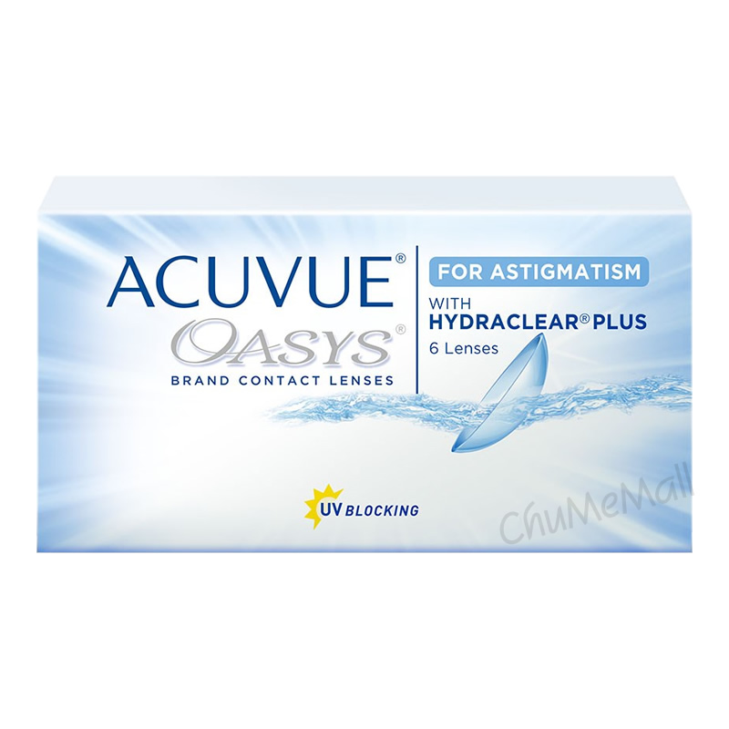Acuvue Oasys for Astigmatism (散光、2週拋)