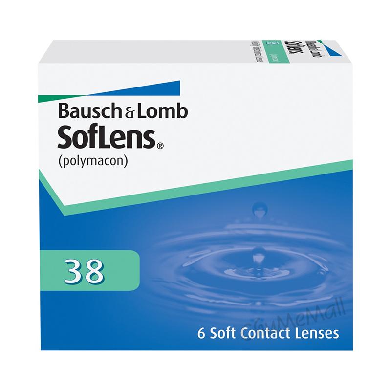 SofLens 38 (月拋)
