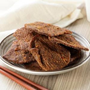 所長 | 辣味素肉片 (100g) (包裝)