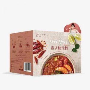 賈以食日 | 泰式酸辣粉 (90g x 3組) (盒裝)