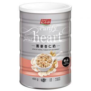 紅布朗 | 蕎麥杏仁奶 (400g) (罐裝)