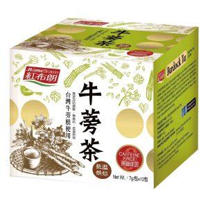 紅布朗 | 牛蒡茶(7g x 12包) (盒裝)