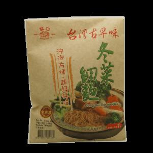 龍口 | 冬菜細麵 (一包/68克)