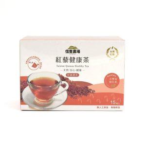 信豐農場 | 紅藜健康茶-厚韻濃茶 每盒15包