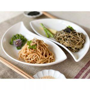 維義 | 鴛鴦麵(黑芝麻+白芝麻麻醬)(71g x 3份) (包裝)