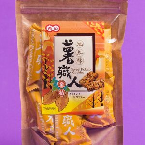 薯職人 | 金吉地瓜酥 (16g x 8包) (袋裝)