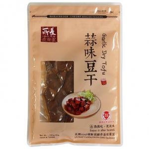 所長 | 蒜味豆乾 (240g) (包裝)